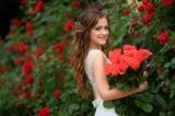 """Cuộc thử nghiệm của """"cô gái có bông hồng"""""""