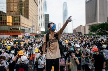 Hồng Kông biểu tình với chiến thuật mới: Không có lãnh đạo