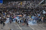 Truyền thông Trung Quốc câm lặng trong khi cả thế giới chú ý đến Hồng Kông