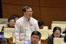ĐB Nguyễn Quốc Hưng nói 'phí chia tay không nhiều, chỉ ngang một bữa ăn sáng'