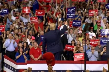 Diễn văn tuyên bố tái tranh cử tổng thống Mỹ của Donald Trump