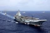 Trung Quốc tập trận gần Đài Loan
