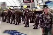 Trung ương Trung Quốc đang triển khai quân đội tại Hồng Kông?