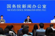 Quốc vụ viện TQ họp báo ủng hộ chính phủ Hồng Kông, người dân than 'lãng phí thời gian'