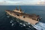 Hải quân Mỹ bắn rơi drone của Iran gần Eo biển Hormuz