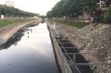 Đề xuất chi 150 tỷ đồng dẫn nước sông Hồng vào làm sạch sông Tô Lịch