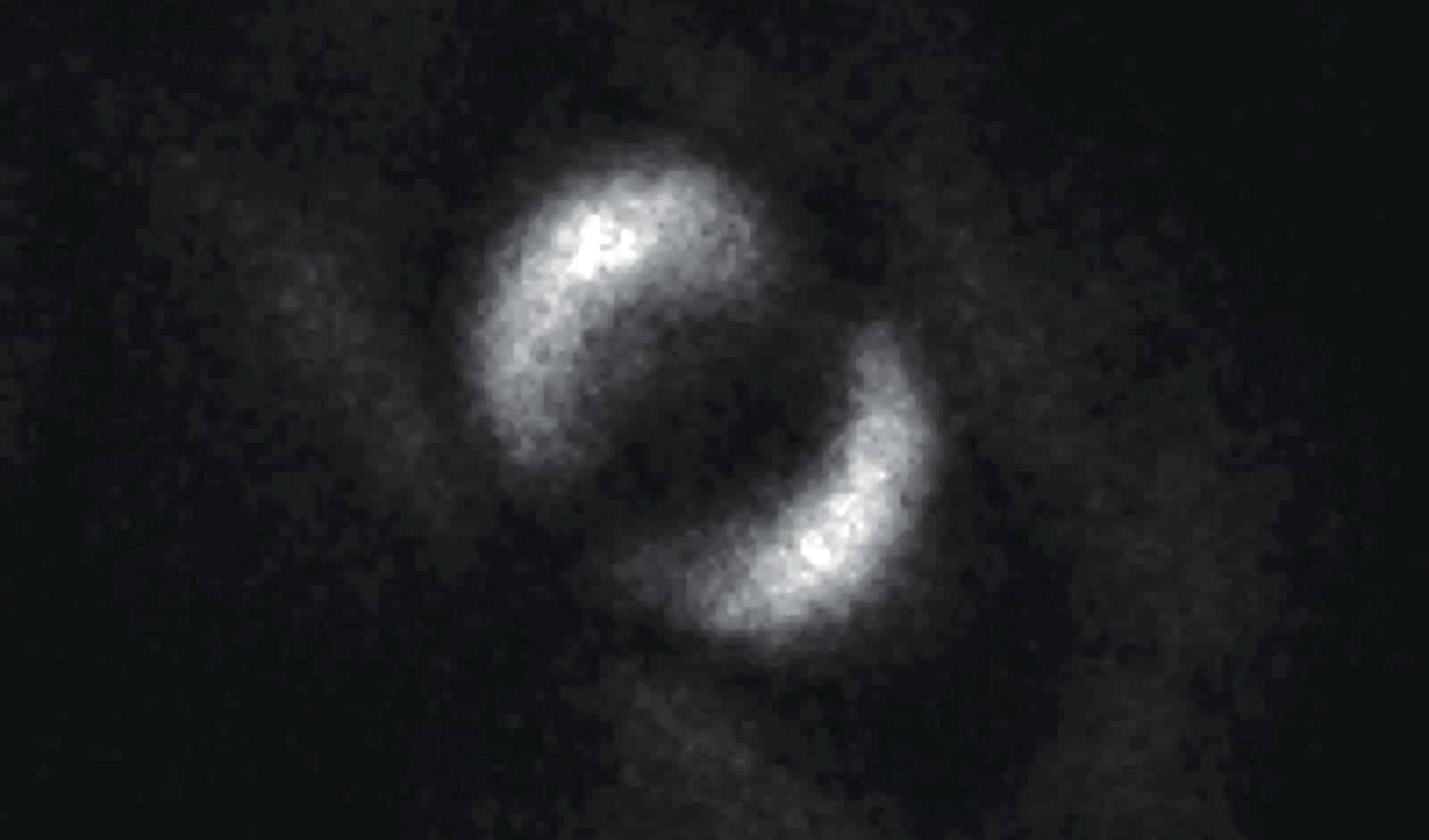 Lần đầu tiên chụp được ảnh vướng víu lượng tử giữa hai photon