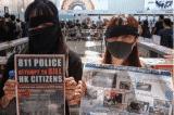 Truyền thông Đại Lục đẩy mạnh vu khống kết tội người biểu tình