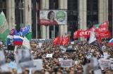 Nga yêu cầu Google không quảng cáo biểu tình 'bất hợp pháp'