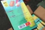 Phát hiện container linh kiện điện thoại Trung Quốc ghi xuất xứ Việt Nam