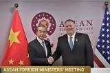 """Mỹ chỉ trích Trung Quốc """"bắt nạt"""" trên biển Đông và gây bất ổn ở sông Mekong"""