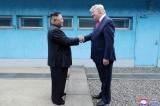 Kim Jong Un gửi thư cho ông Trump, nói sẵn sàng đàm phán