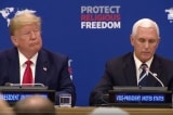 Tổng thống Trump thúc giục các nước hãy chấm dứt đàn áp tôn giáo.