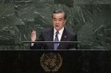 Tại LHQ, Trung Quốc ca ngợi vai trò của ĐCSTQ, thúc đẩy chủ nghĩa toàn cầu