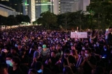 """Người Hồng Kông kỷ niệm 5 năm """"Cách mạng Ô"""" và tiếp tục phản đối Dự luật dẫn độ"""