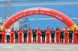 Khánh thành nhà máy nhiệt điện Vĩnh Tân 4