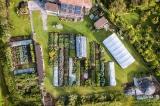 """Bí quyết làm vườn """"siêu sạch"""" năng suất cao của người nông dân Anh"""
