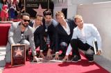 Ban nhạc Backstreet Boys ủng hộ tự do dân chủ Đài Loan?