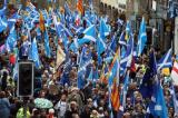 Hàng nghìn người dân Scotland tuần hành kêu gọi độc lập khỏi Anh Quốc