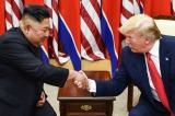 Trump nói đàm phán với Bắc Hàn sẽ diễn ra bất chấp thử tên lửa