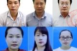 15 bị can vụ gian lận thi Hòa Bình bị truy tố