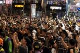 Hồng Kông tối 7/10: Người dân tiếp tục biểu tình chống Luật Cấm che mặt