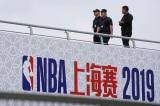 Tất cả đối tác Trung Quốc của NBA tuyên bố dừng hợp tác