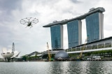 Taxi bay Volocopter thử nghiệm tại vịnh Singapore (video)