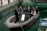 Video: Máy in khổng lồ in 3D cả một con thuyền