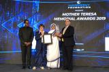 """Tổ chức Bác sĩ chống thu hoạch tạng nhận giải """"Tưởng nhớ Mẹ Teresa"""""""