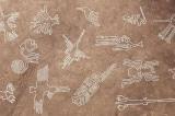 Tìm thấy thêm 143 hình vẽ khổng lồ trên cao nguyên Nazca, Peru