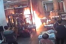 Nhà in của báo Epoch Times HK bị phóng hỏa, hung thủ nghi do ĐCSTQ phái đến