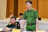 Nguyễn Duy Ngọc, Thứ trưởng Bộ Công an