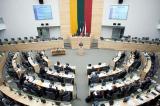 Cộng hòa Litva gửi thư phản đối việc Trung Quốc đàn áp tín ngưỡng