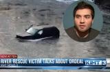 """Thoát chết nhờ nói """"Siri, gọi 911"""" khi xe chìm xuống sông"""