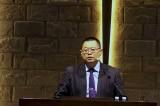 Mục sư Wang Yi của Giao hội Giao ước Mưa Sớm