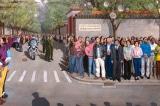 Bức tranh công phu '25/4/1999′ thắng giải vàng cuộc thi vẽ tranh quốc tế NTDTV