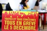 Pháp: Hàng triệu công nhân, giáo viên, cảnh sát đình công phản đối cải cách hưu trí