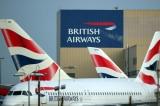 British Airways tạm dừng tất cả các chuyến bay kết nối Trung Quốc Đại Lục