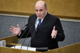 Quốc hội Nga chuẩn thuận thủ tướng mới do TT Putin chỉ định