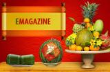 Mâm ngũ quả ngày tết: Ý nghĩa từng loại quả