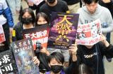 Người Hồng Kông cảm ơn người Đài Loan đã ủng hộ dân chủ