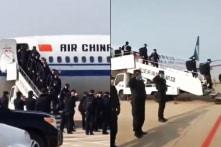 TQ điều động lượng lớn cảnh sát tới chi viện Vũ Hán?