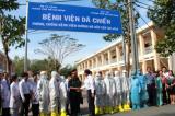 TP.HCM lập bệnh viện dã chiến 300 giường phòng Covid-19