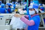 Tổng Công ty 28 (Bộ Quốc phòng) sản xuất 2,5 triệu khẩu trang vải kháng khuẩn