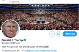 """Tổng thống Trump cảnh báo """"hành động mạnh"""" với truyền thông xã hội"""