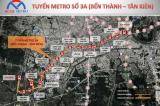 metro Bến Thành - Tân Kiên, TP.HCM, metro Bến Thành - Suối Tiên, metro Bến Thành - Tham Lương