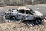 bí thư xã chết cháy trong xe bán tải, Lâm Đồng