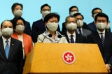 Chính trị gia thân Bắc Kinh nói luật an ninh quốc gia là tốt cho Hồng Kông
