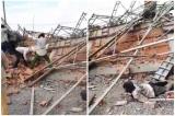 Khởi tố vụ sập tường tại Đồng Nai khiến 10 người tử vong